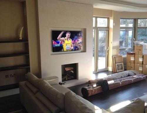 Multi-Room AV Sat System Edinburgh