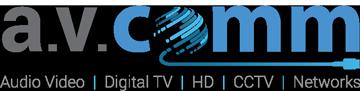 AV Comm Logo