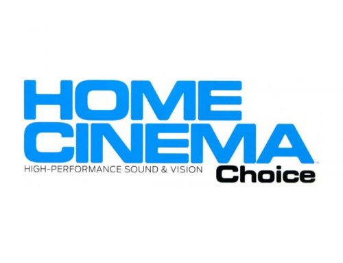 The JIMAX as featured in Home Cinema Choice 2014