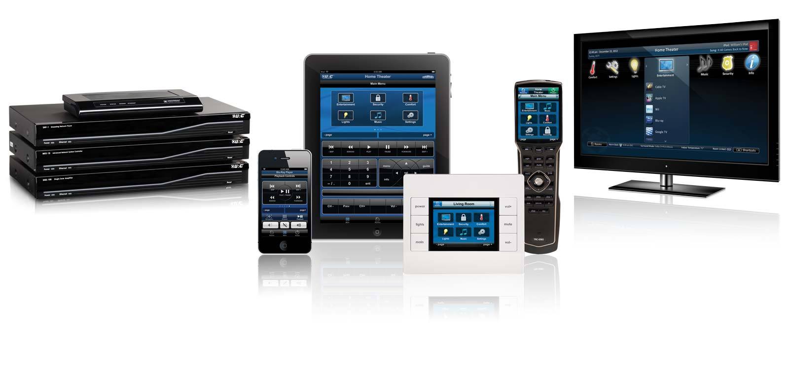 Av installation specialist based in glasgow scotland for Total home control