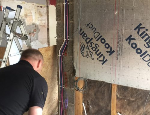Smart Pre-Wire Bearsden