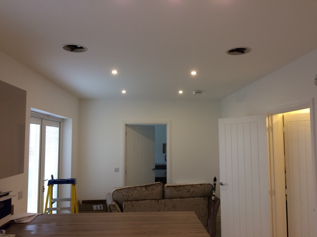 retro fit sonos and in ceiling speakers av comm. Black Bedroom Furniture Sets. Home Design Ideas