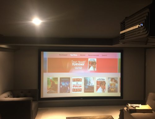 Renaissance Home Cinema Completed !