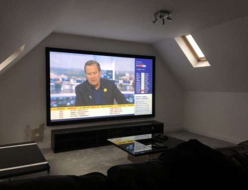 Multi-room SONOS and an Attic Cinema Room