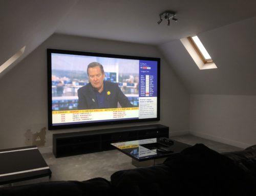 Multi-room SONOS and an Attic Cinema Room
